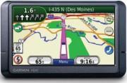 GPS-навигатор Garmin Nuvi 465T с картой Украины (НавЛюкс)