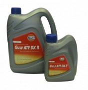 Минеральная жидкость для АКПП Gulf ATF DX II