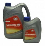 Минеральное трансмиссионное масло Gulf Gear MP 80w-90 GL 5