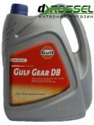 Трансмиссионное масло Gulf Gear DB 85w-90 GL 5