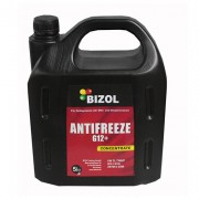 Bizol Антифриз Bizol Antifreeze Konzentrat G12+ (концентрат красного цвета)