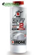 Моторное масло для скутеров 2T Ipone City Oil 2 (1л)