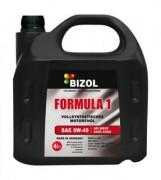 Моторное масло Bizol Formula 1 SAE 0W-40