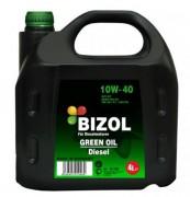 Моторное масло Bizol Green Oil Diesel 10W-40