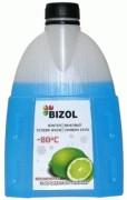 Незамерзающая жидкость (концентрат) в бачок омывателя Bizol Winter Screen Wash –80 °C