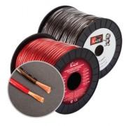 Kicx Силовой кабель Kicx 6AWG (75м)