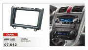Переходная рамка Carav 07-012 Honda CR-V 2007 - 2012, 2 DIN
