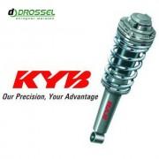 Kyb (Kayaba) Передний правый амортизатор (стойка) Kayaba (Kyb) 632110 Premium для Kia Pride / Mazda 121 I