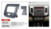 Carav Переходная рамка Carav 08-004 Mitsubishi Outlander XL 2006+, Peugeot 4007 2007+, Citroen C-Crosser 2007+, 2 DIN