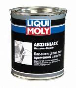 Liqui Moly Лак-Антигравий для временной защиты кузова Liqui Moly Abziehlack (1000ml)