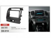 Carav Переходная рамка Carav 08-010 Toyota Land Cruiser 200 V8 (2008+), 2 DIN