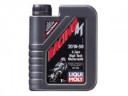 Мотоциклетное моторное масло Liqui Moly Racing 4T 20W-50 HD