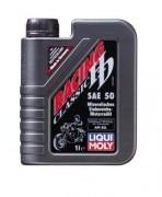 Мотоциклетное моторное масло Liqui Moly Racing HD Classic 4Т SAE 50