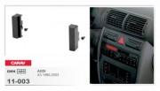 Переходная рамка Carav 11-003 Audi A3 (8L) 1996 - 2000, 1 Din
