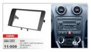 Carav Переходная рамка Carav 11-008 Audi A3 (8P / with Symphony OEM-Radio) 2003 - 2008, A3 (8P/8PA) 2008 - 2012, 2 Din