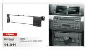 Carav Переходная рамка Carav 11-011 BMW 3-Series (E46) 1998 - 2005, 1 Din