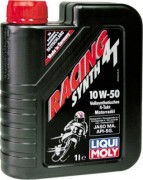 Мотоциклетное моторное масло Liqui Moly Racing Synth 4T 10W-50 HD