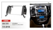 Carav Переходная рамка Carav 11-019 Hyundai Santa Fe 2006+, 2 DIN