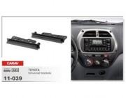 Carav Переходная рамка Carav 11-039 Toyota Universal brackets (2008+), 2 DIN
