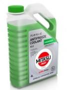 Антифриз Mitasu GREEN ANTIFREEZE/COOLANT CONCENTRATE MJ- 612 (концентрат зеленого цвета)