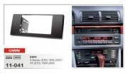 Carav Переходная рамка Carav 11-041 BMW 5-Series (E39) 1995-2003, X5 (E53) 1999-2006, 2 DIN
