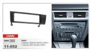 Carav Переходная рамка Carav 11-052 BMW 3-Series (E90, E91, E92, E93) 2004+, 1-Series (E87, E82, E88) 2004+, 1 DIN