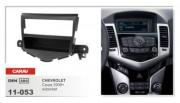 Carav Переходная рамка Carav 11-053 Chevrolet Cruze 2009+, 1 DIN