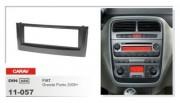 Carav Переходная рамка Carav 11-057 Fiat Grande Punto 2005+, Linea 2007+, 1 DIN