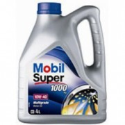 Моторное масло Mobil Super 1000 10W-40