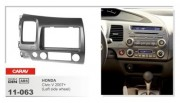 Carav Переходная рамка Carav 11-063 Honda Civic 4D VIII 2007- 2012, 2 DIN