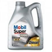 Моторное масло Mobil Super 3000 Diesel 5W-40