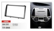 Carav Переходная рамка Carav 11-066 Hyundai i20 2009+, 2 DIN