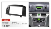 Carav Переходная рамка Carav 11-067 Hyundai NF, Sonata, Sonica 2004-2008, 2 DIN