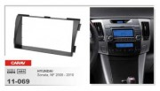 Carav Переходная рамка Carav 11-069 Hyundai Sonata NF 2008-2010, 2 DIN