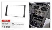 Carav Переходная рамка Carav 11-072 Kia Cerato LD (2004-2008), 2 DIN
