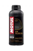 Липкое масло для воздушного фильтра Motul A3 Air Filter Oil (1л)