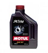 Минеральное трансмиссионное масло Motul Gear 90 PA GL4/GL5