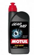 Минеральное трансмиссионное масло Motul Gear MB 80W GL4