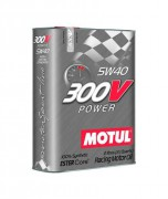 Моторное масло Motul 300V Power 5W40