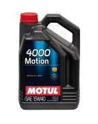 Motul Моторное масло Motul 4000 Motion 15W40