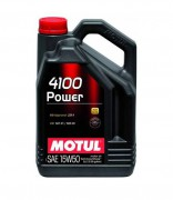 Моторное масло Motul 4100 Power 15W50