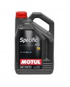 Моторное масло Motul Specific GM dexos2 5W30