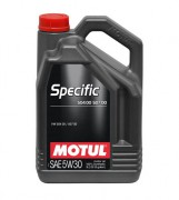 Моторное масло Motul Specific VW 504.00 507.00 5W30