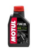 Motul Полусинтетическое мотоциклетное масло для телескопических вилок Motul Fork Oil Expert Medium 10W (1л)