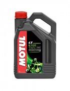 Мотоциклетное моторное масло Motul 5100 4T 15W-50