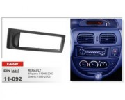 Carav Переходная рамка Carav 11-092 Renault Megane I (1996 - 2003), Scenic (1996 - 2003), 1 DIN