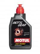 Полусинтетическое трансмиссионное масло Motul Motylgear 75W80 GL4/GL5