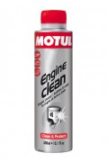Промывка двигателя Motul Engine Clean Auto (дизель/бензин)