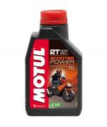 Моторное масло для скутеров Motul Scooter Power 2T (1л)
