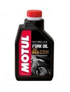 Motul Синтетическое мотоциклетное масло для телескопических вилок Motul Fork Oil Factory Line 2,5W (1л)